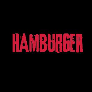 Hamburger Jung Geschenk Junge Mann Hamburg cool