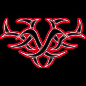 Tribal Tattoo abstract