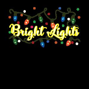 Lichterkette I Weihnachtsbaumschmuck Santa