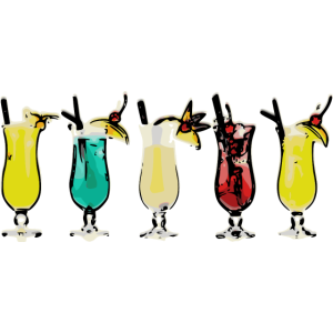 Cocktails Pop - Art