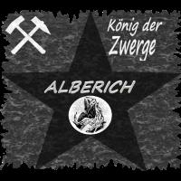 Alberich , König der Zwerge - Geschenke Fantasy