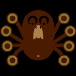 Spider, Spinne
