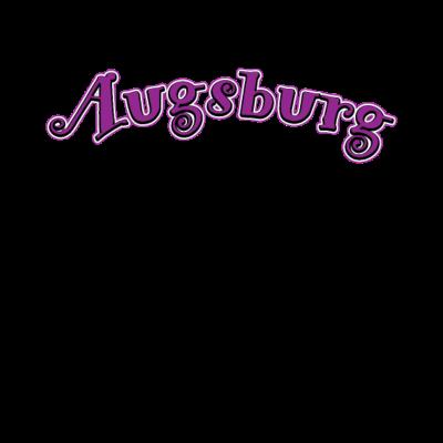 Augsburg - Augsburg - Augsburg Stadt,Augsburg Vorwahl,Augsburg Deutschland,Augsburg Skyline,Augsburg Fußball,Augsburg,Geschenk,Ich liebe Augsburg