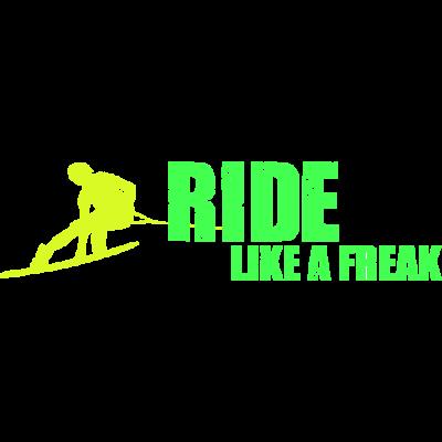 Ride like a freak Wakeboarder Geschenkidee - Bereue nie was Du getan hast, wenn Du in dem Moment damit glücklich warst. Manchmal muss man etwas riskieren! Vor allem Wakeboarden ist oft Kopfsache. Also zieh durch! Ride like a Freak! - wakesurf,ronix,prallschutzweste,RIDE LIKE A FREAK,Geburtstag,Freak,weste,langenfeld,wakeskate,wakeshirt,liquid force,cablepark,hyperlite,bindung,boot,boots,wakeboarding,Geschenkidee,helm,Weihnachten,wakeboard,wasserski,wakeboarden,anlage,shredden