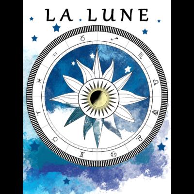 La Lune -  - der Mond,Sternzeichen,horoskop,konstellation,Tierkreiszeichen