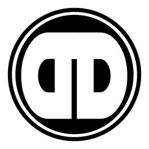 DDz Badge Logo V2 Black