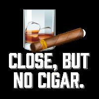 Zigarre und Whiskey