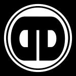 DDz Badge Logo (B&W)