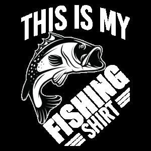 Fischer Fischen Angler T-Shirt Angeln