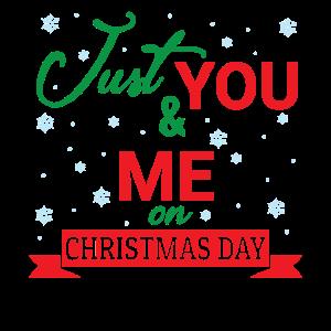 Ich und du am Weihnachtsabend I Geschenke