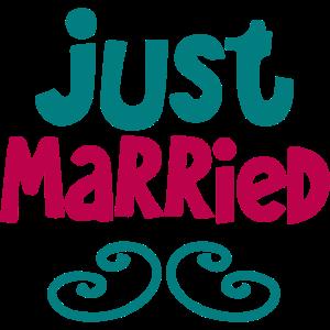 Hochzeit Ehepaar Geschenkidee Hochzeitsparty