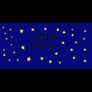 Shining Stars Schön Geschenk