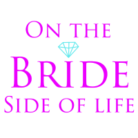 Bride side of life Diamant JGA Party pink