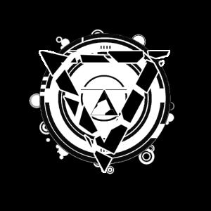Techno Dreiecke