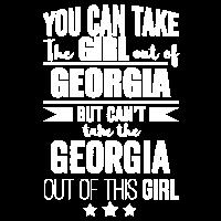 Ich kann Georgia nicht aus Georgien herausnehmen