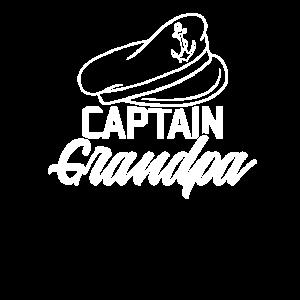 Captain Grandpa Sailor man