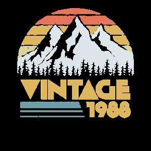 1988 Berge Outdoor Kletterer Bouldern Natur