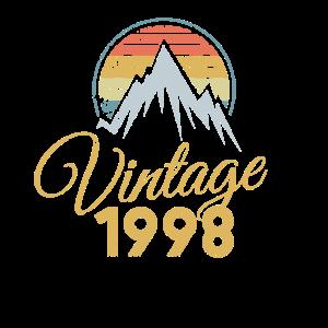 1988 Vintage Berge Outdoor Kletterer Boulder Natur