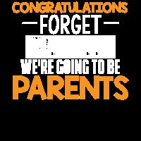 Wir werden Eltern - Geburtsgeschenk
