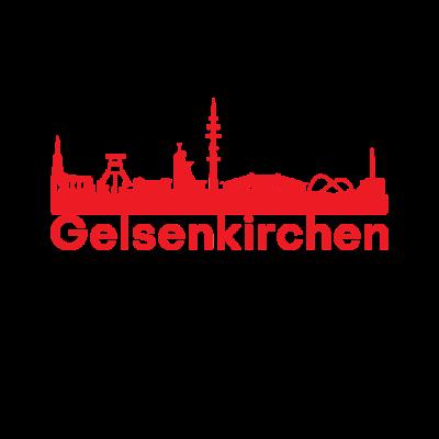 Gelsenkirchen - Gelsenkirchen - Gelsenkirchen Fußball,Gelsenkirchen Skyline,Nordkurve,Ich liebe Gelsenkirchen,Gelsenkirchen Stadt,Geschenk,Gelsenkirchen Vorwahl,Gelsenkirchen Deutschland,Gelsenkirchen
