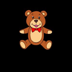Teddy - Teddybär für Kinder und Erwachsene