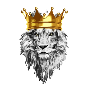 Löwe Krone König