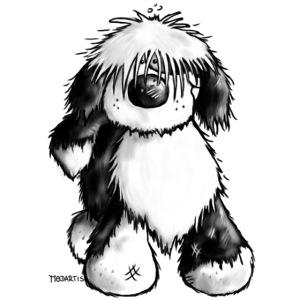 Tibet Terrier - Hund