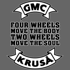 GMC FOUR WHEELS