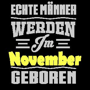 November Männer