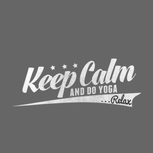 Yoga Relax Keep Calm