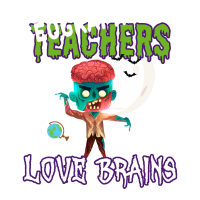 Teachers Love Brains Geography Teacher