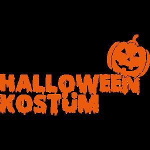 Halloween Kostuem orange