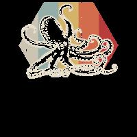 Tentakel Tintenfisch Octopus Geschenk