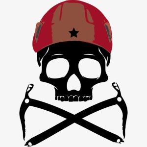 Climber Pirats skull black - Climbing Pirates