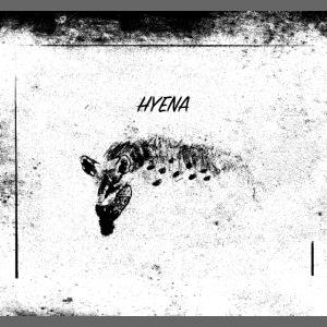 Hyena blackwhitecontest