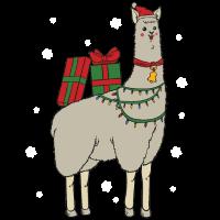 Alapaka Weihnachten Und Geschenk