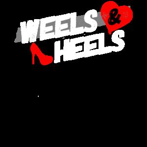 Heisse Reifen un Heisse High Heels