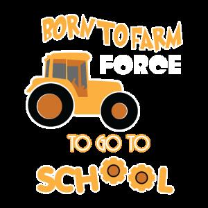 Kleiner Farmer Traktor Farm