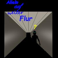 alien flur alleine
