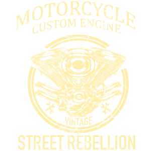 motorcycle vintage custom engine
