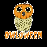 Halloween Owloween Eule