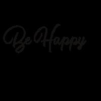 be happy I Froehlich sein I lachen