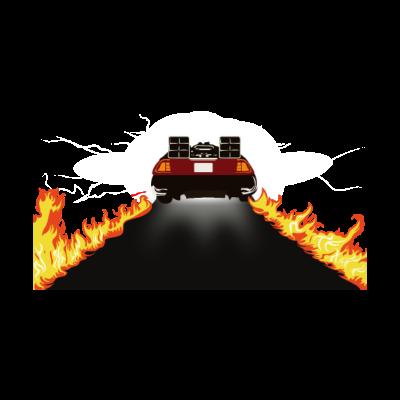 Back to old good times - Back in die Zukunft Shirt - Kreatives Shirt als Kult Charakter - backen,Zurück in dieZukunft,Zurück in die Zukunft,Zurück in die,Zukunft Shirt,Shirt,Retro T-Shirt,Retro Shirt,Reto,Backwaren,Backside,Backpacker,Background,Backflip,Back to Future,Back to Futre,Back in black