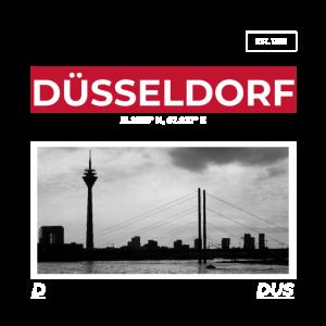 Duesseldorf City