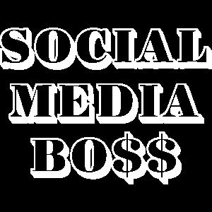Social media boss