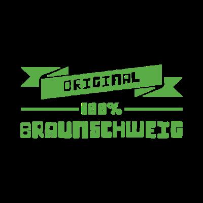 Braunschweig - Braunschweig - Braunschweig Stadt,Braunschweig Skyline,Braunschweig Vorwahl,Braunschweig Deutschland,Ich liebe Braunschweig,Braunschweig,Geschenk,Braunschweig Fußball