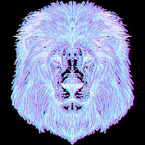 Löwe Tier Afrika Zoo König Safari Mähne Katze