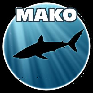 I love Sharks Mako Hai