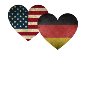 Deutsch Amerikanische Liebe