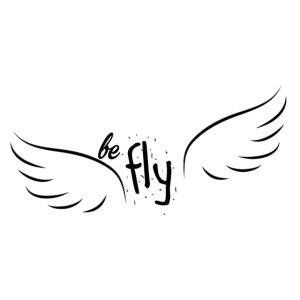 Be fly hoodie